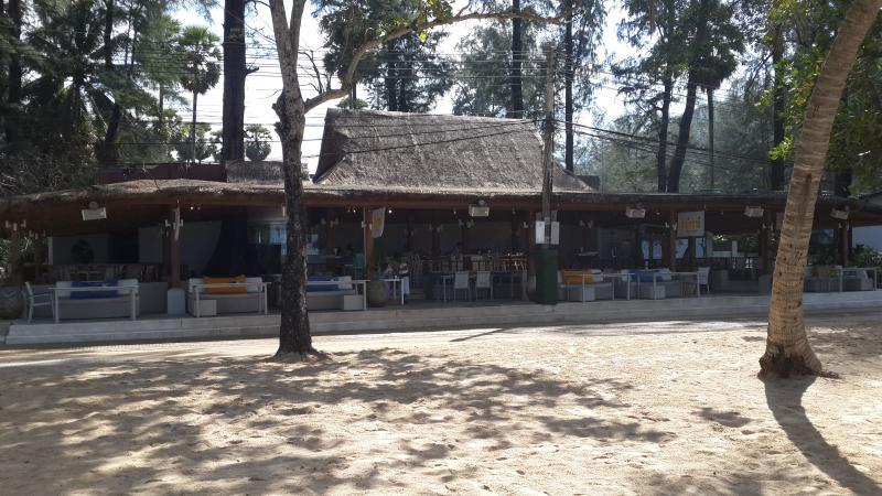 Surin Beach & Bimi Beach Club, just a stroll away