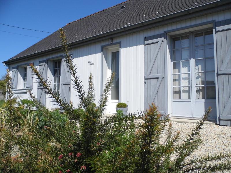 façade avant l'ile Dago