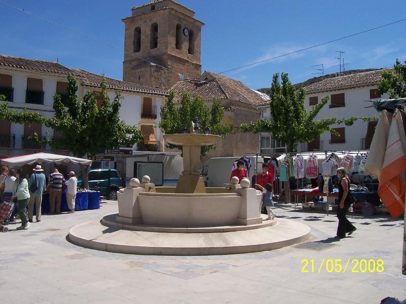 Galera market day