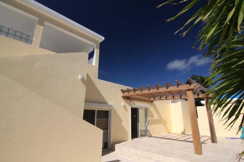 villa Amandier est privée, calme, romantique et spectaculaire.
