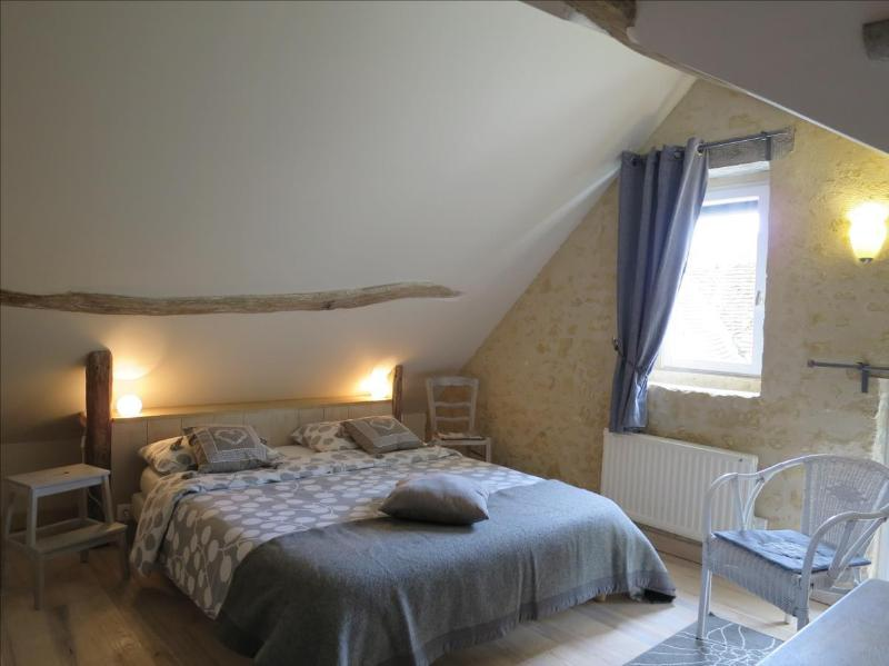 Quartier historique : Gîte '4 épis' avec Jardin. Près Piscine & Commerces., aluguéis de temporada em Sarthe