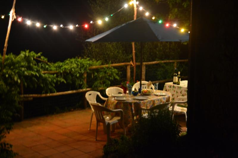 San Moscato: Secluded Tuscan holiday house with private swimming pool and garden, sleeps 12, holiday rental in Colognora