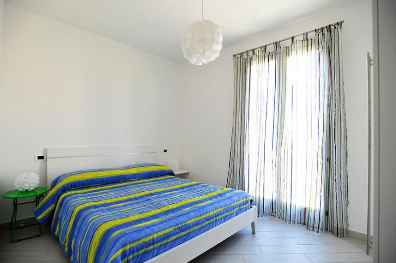 Mira6 - San Vito Lo Capo - 2) Camera Letto Matrimoniale - 550mt dalla spiaggia
