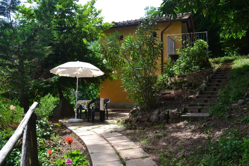 Moscatino, holiday rental in Colognora