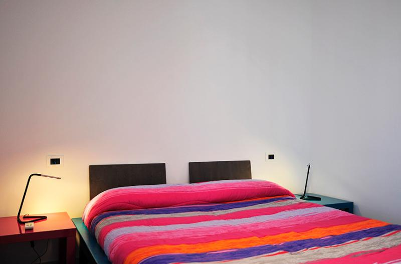 Mira6 - San Vito Lo Capo - 1) Camera Letto Principale con bagno privato - 550mt dalla spiaggia