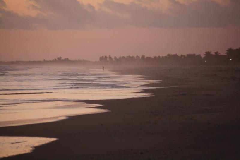 Cumaná's beach is unparalleled. Play football, walk, look for turtles that come to lay their eggs