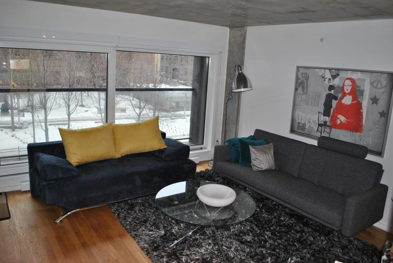 Amazing Condo in Downtown Montreal, vacation rental in Montreal