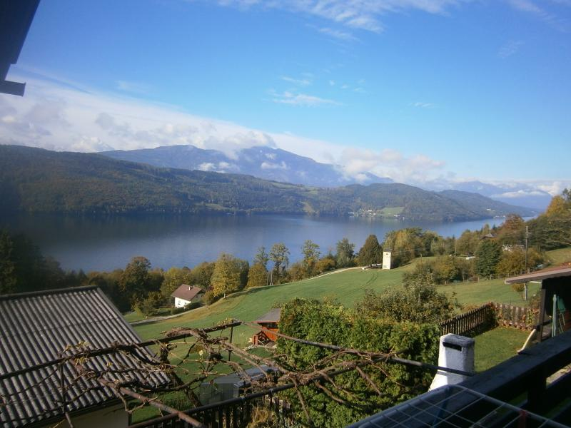 Apartment Haus Starfach - lake view