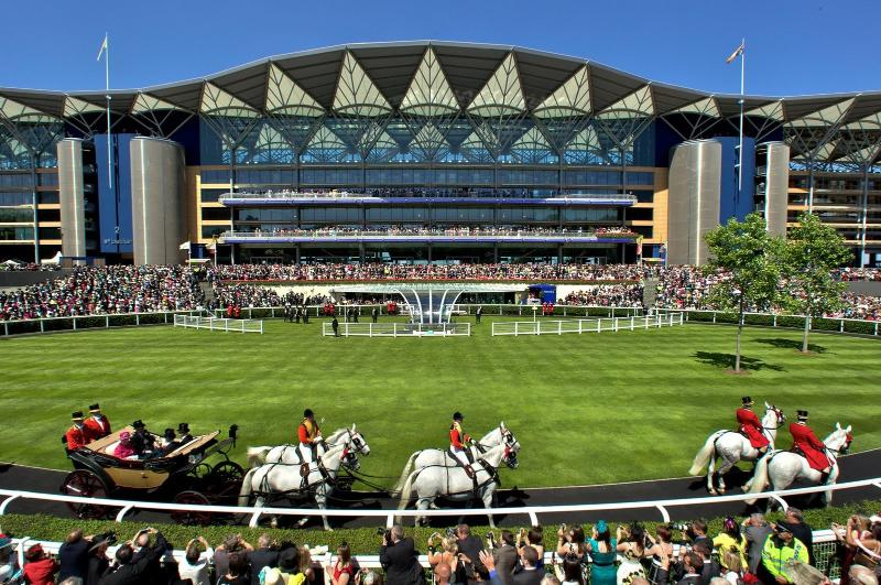 Ascot is an experience not to be missed at any time of year
