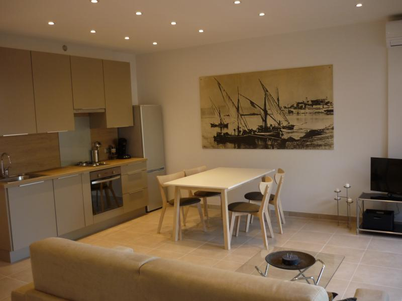 La Suquetane,3Pneuf proche du Palais des festivals, holiday rental in Cannes