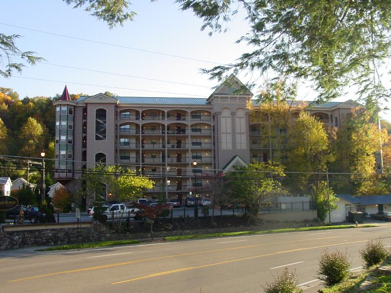 Gatehouse Condos, vacation rental in Gatlinburg