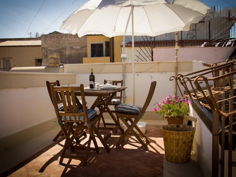 Casa Flora- terrace