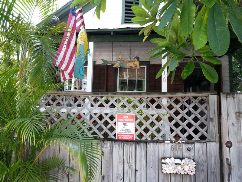 The Mermaids House, Historic Old Town Key West, Ferienwohnung in Key West