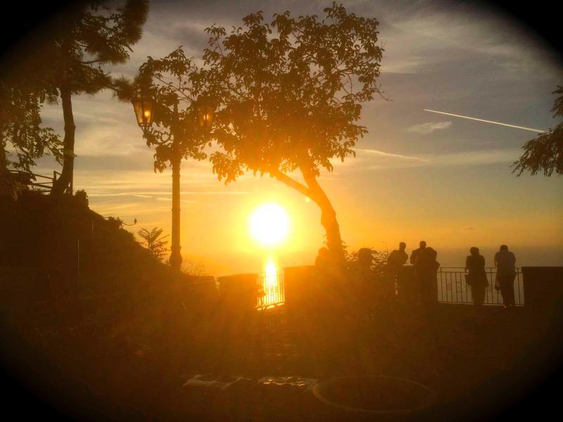 Castellabate sunsets to marvel over