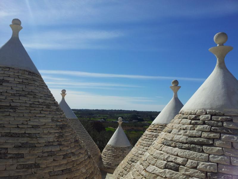 Trulleto : 'il Carrubo', vacation rental in Alberobello