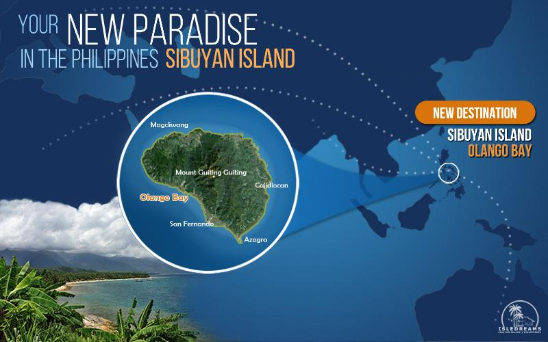 Destination - Sibuyan Island... the Galapagos of Asia. Located in the heart of the Philippines