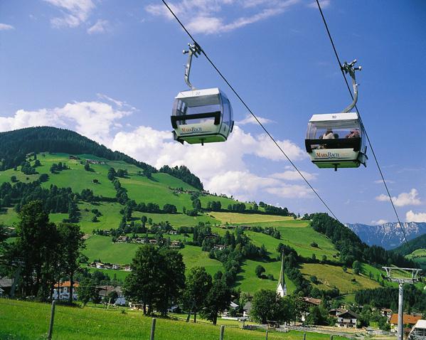 lift mountainlift austria wildschoenau markbachjoch studio smal 2 persons apartment