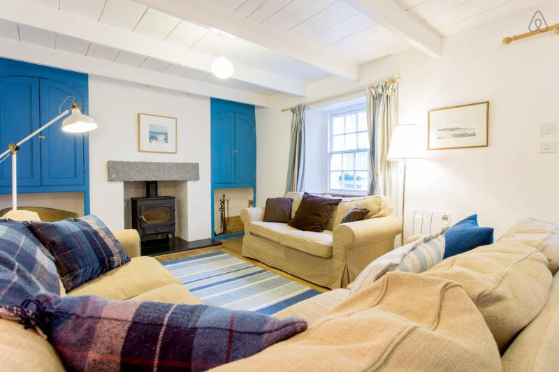 Fishermans Cottage - 100m from sea, pubs, shops, location de vacances à St Mawes