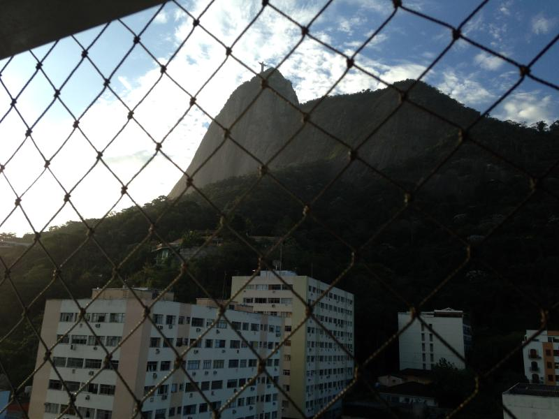 Corcovado - Crist Redeemer Great View. Quiet and Safe