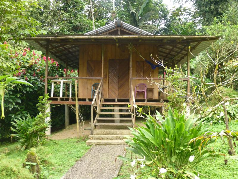 Fincalegre, vacation rental in Puerto Quito