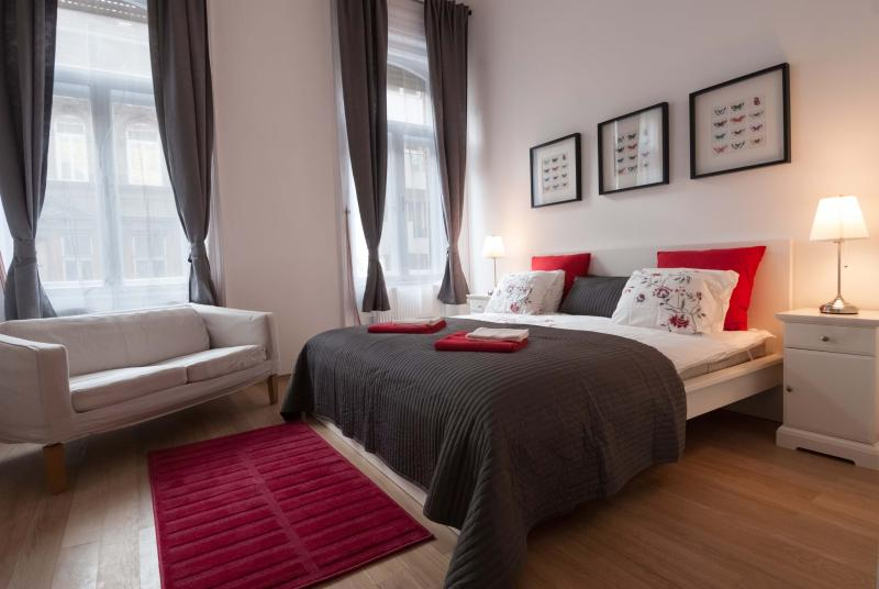 Andrassy Merse Apartment, alquiler vacacional en Veresegyhaz