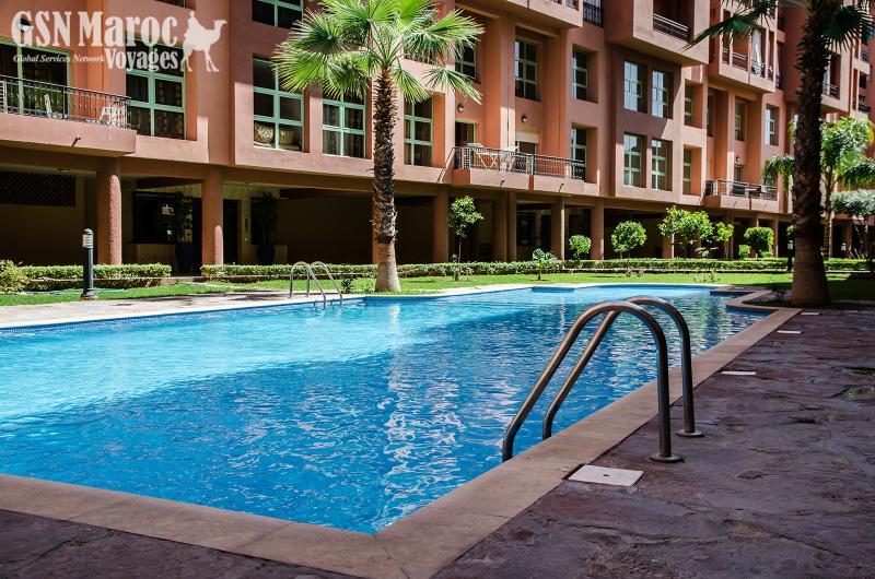 Mirador Majorelle Apartment 06 persons, vacation rental in Marrakech