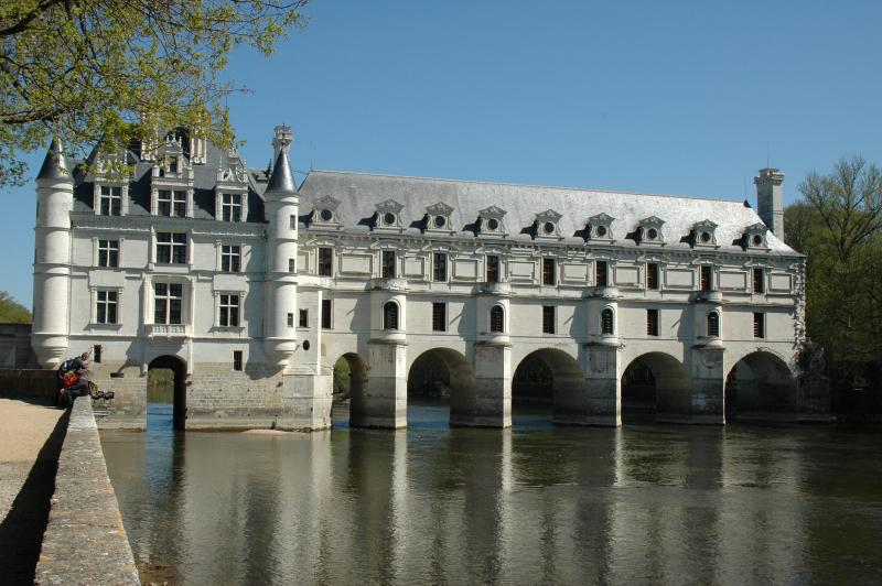 Close to the delights of the Loire Valley