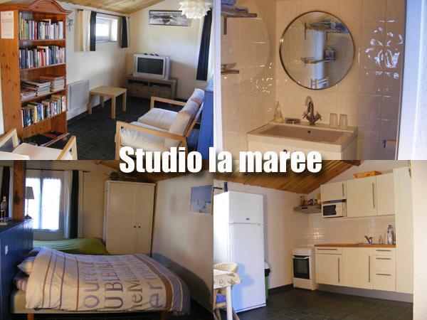 Studio Au Passage du Gois, location de vacances à Beauvoir-Sur-Mer