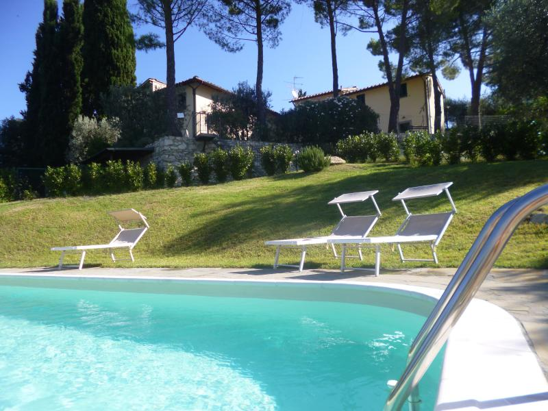 Il Palagetto, 2 bedrooms apartment florence hill, aluguéis de temporada em Villamagna