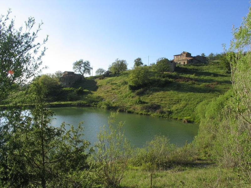 Il nostro lago sotto la Casa di Tegline