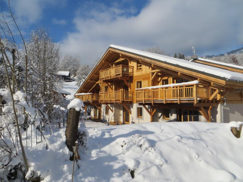 2 bedroom 2 bathroom ground floor apartment, holiday rental in Grand Massif