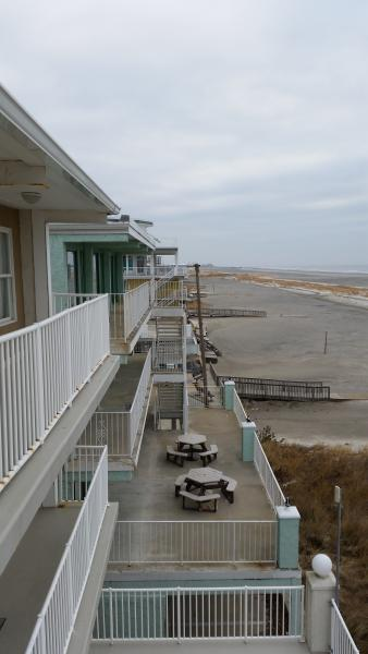 View to the Boardwalk
