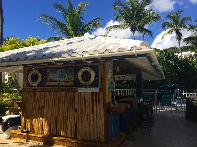 The Pool Bar at the Elysian by the beach