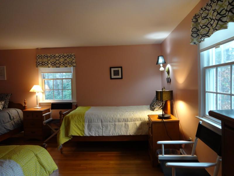spacious and bright 2nd fl bedroom