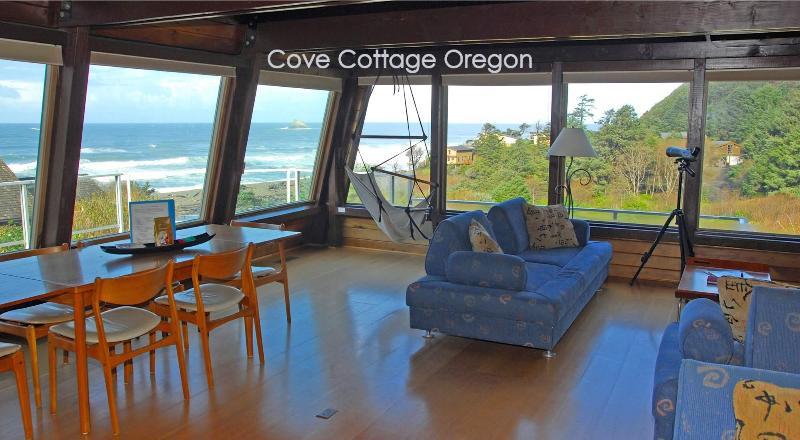 Cove Cottage Oregon