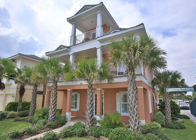 Ocean Reef pool and cabana home in Cinnamon Beach- A must stay !!, location de vacances à Palm Coast