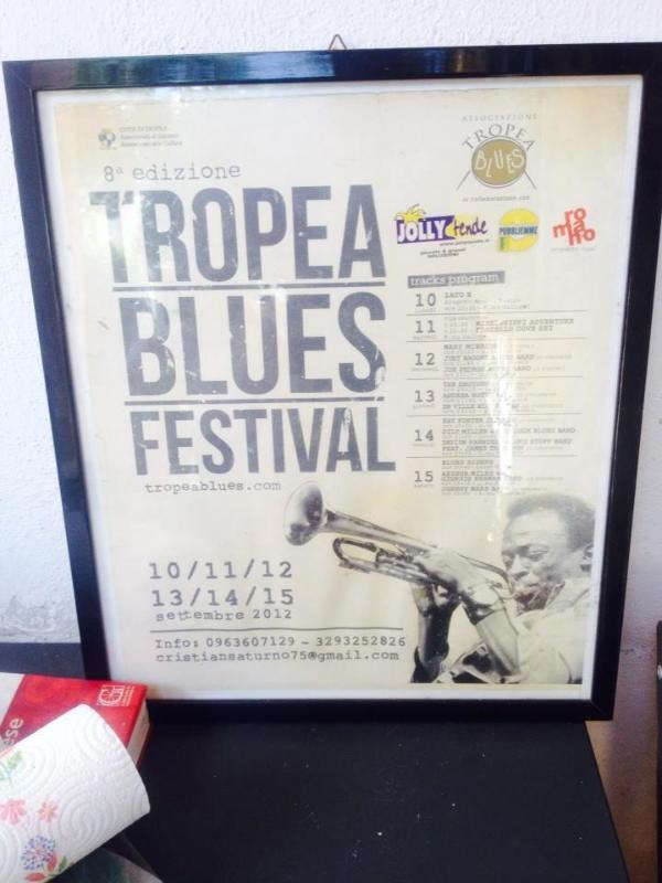 Tropea Blues Festival in September and October