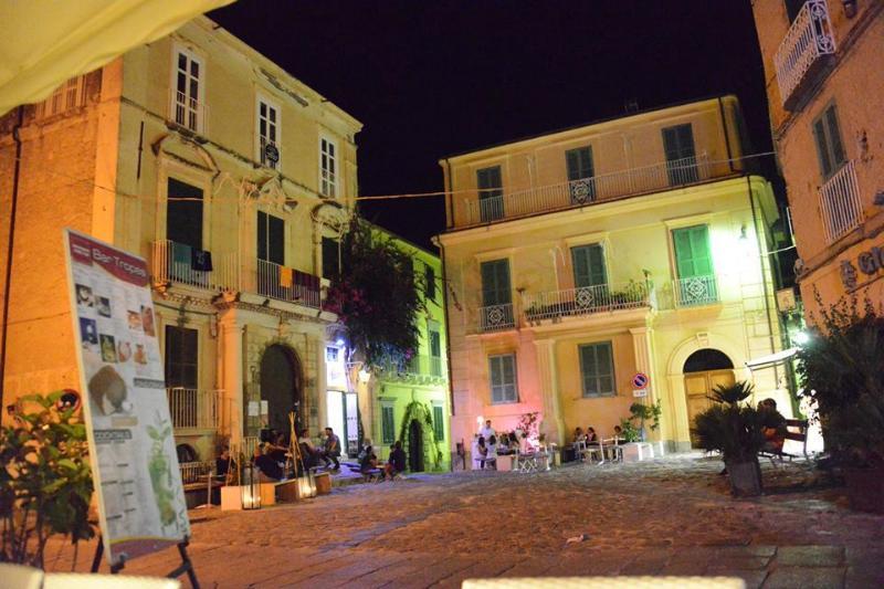 Tropea historic centre
