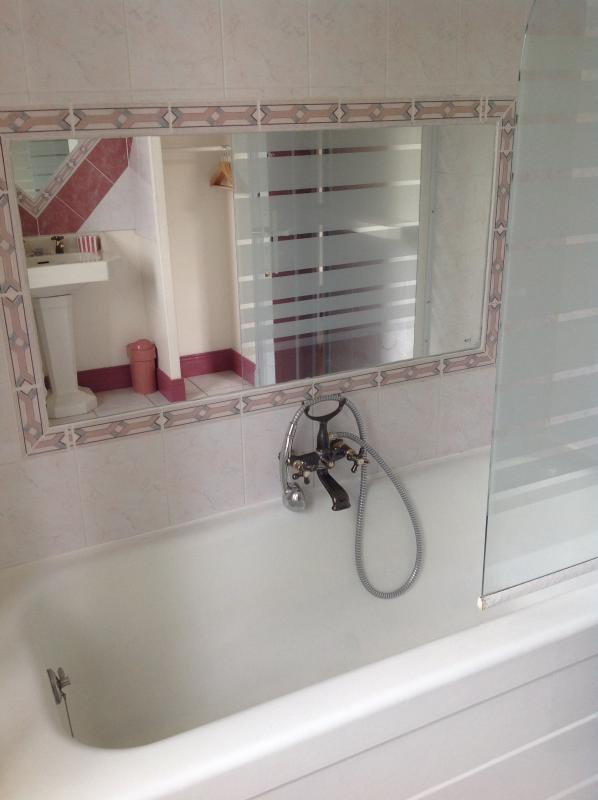 la 2 eme salle de bain spacieuse et lumineuse