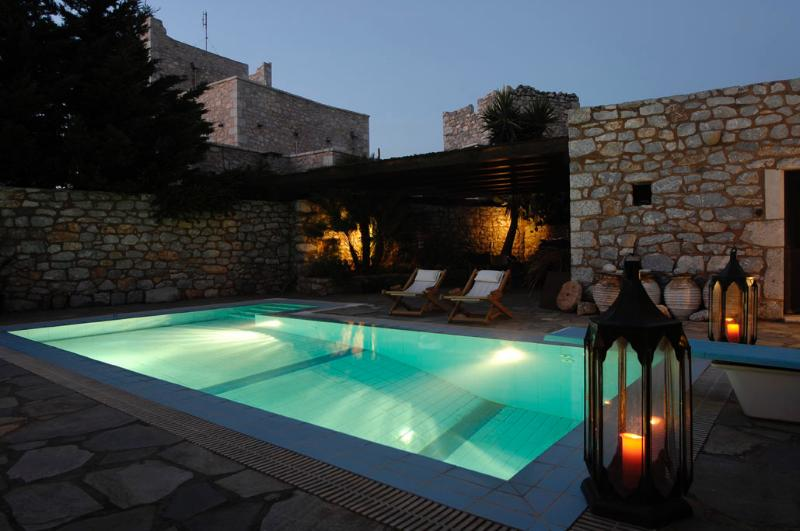 Nicliani Towerhouse, holiday rental in Vathia