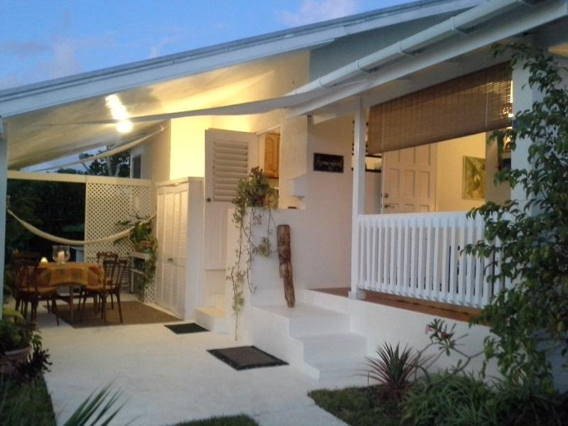 Tropical Beach Cottage St. James, W-Coast / two bedrooms, vacation rental in Weston