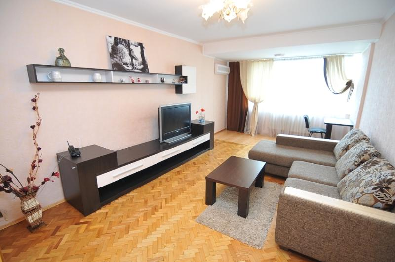 Nice two-room apartment in  center Chisinau, vacation rental in Chisinau