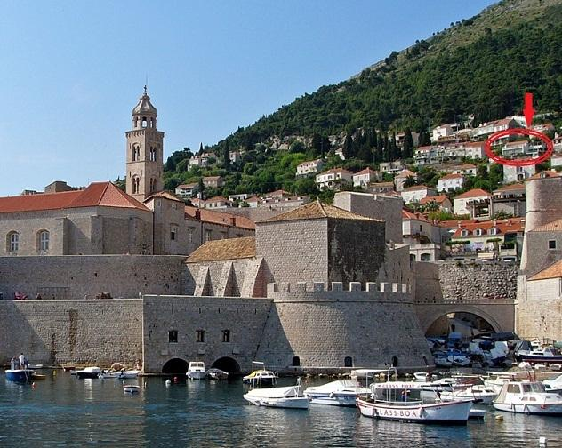 DuView Dubrovnik View Apartment, holiday rental in Dubrovnik