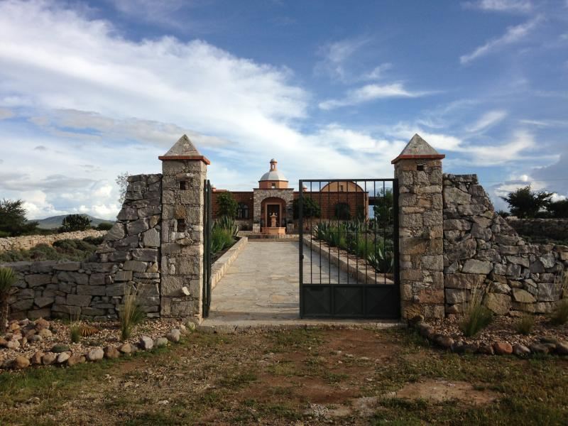 Casa El Bajio, holiday rental in Mineral de Pozos