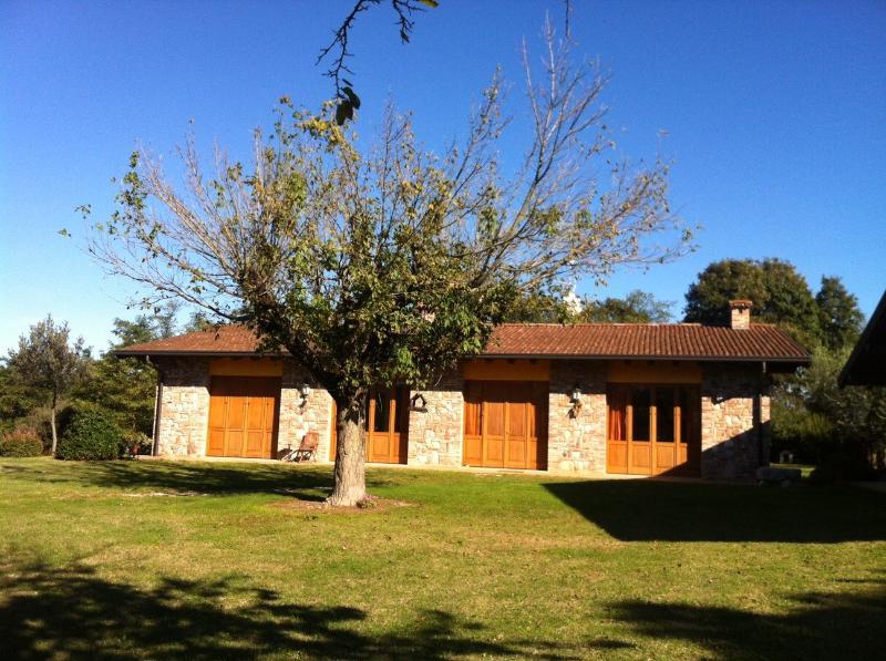 Appartamento Villa Mirabello, vakantiewoning in Castiglione Delle Stiviere
