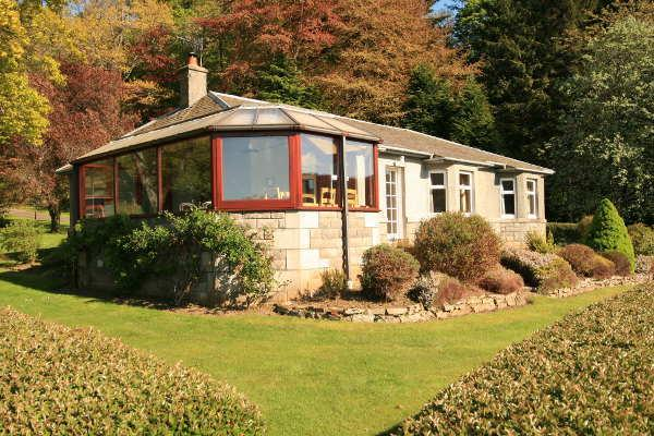 Woodlands Cottage Dunkeld/Pitlochry, holiday rental in Birnam