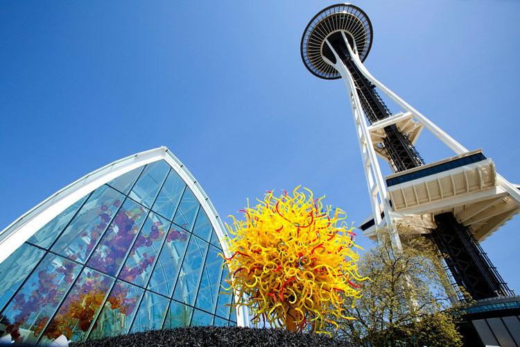 Chihuly Museum of Glass at Seattle Center