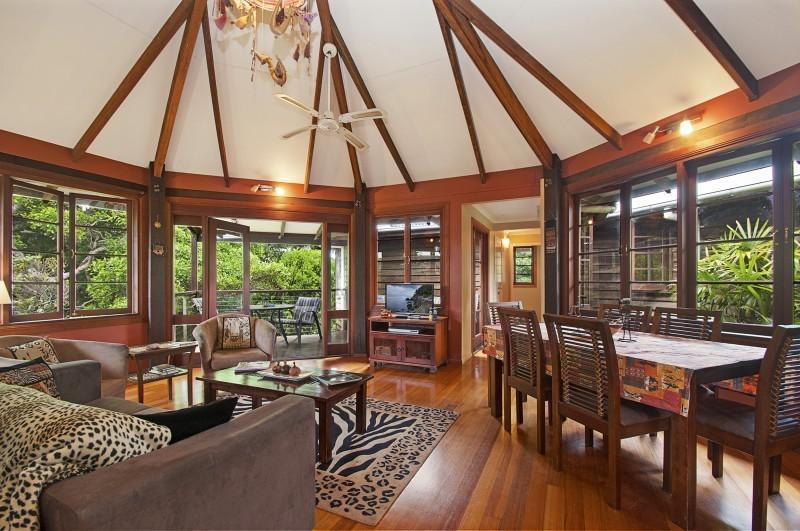 Rondawel Lounge Room