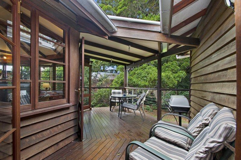 Rondawel Back Deck