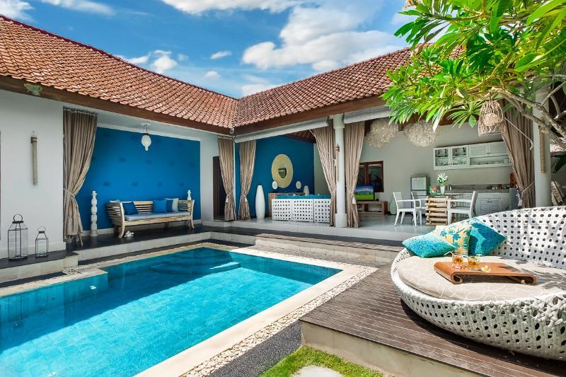 Villa Meer entspannende Stimmung